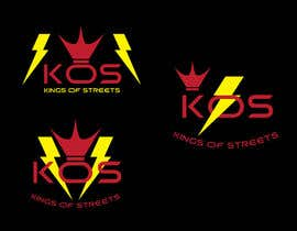 PeterPanek tarafından Design a Logo for Kings Of Streets Mia için no 34