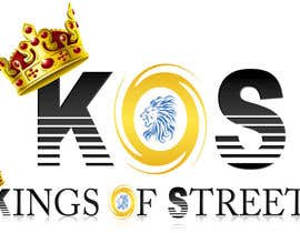 nº 56 pour Design a Logo for Kings Of Streets Mia par developingtech