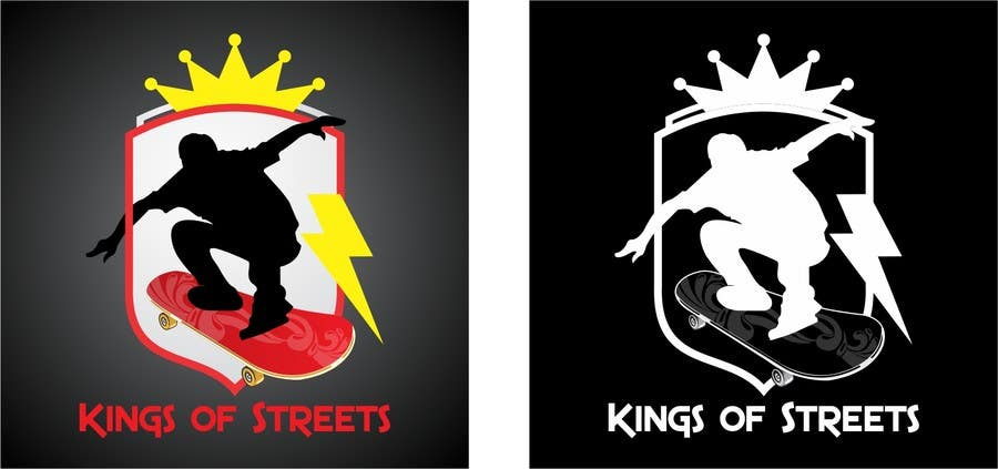 Konkurrenceindlæg #55 for Design a Logo for Kings Of Streets Mia