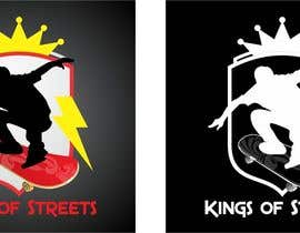 #55 para Design a Logo for Kings Of Streets Mia por vishalvermaa