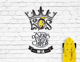 nº 57 pour Design a Logo for Kings Of Streets Mia par garricktan