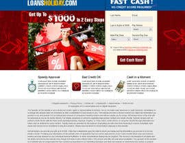 #26 cho Design Landing Page #1 Shopping Product In 2013 Shopping Season In USA... Can you design better than Santa Claus? bởi kosmografic