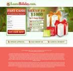 Contest Entry #28 for Design Landing Page #1 Shopping Product In 2013 Shopping Season In USA... Can you design better than Santa Claus?