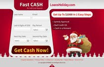 Contest Entry #24 for Design Landing Page #1 Shopping Product In 2013 Shopping Season In USA... Can you design better than Santa Claus?