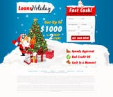 Contest Entry #29 for Design Landing Page #1 Shopping Product In 2013 Shopping Season In USA... Can you design better than Santa Claus?