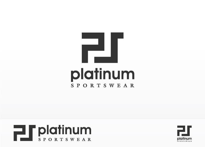 Konkurrenceindlæg #196 for Platinum Sportswear