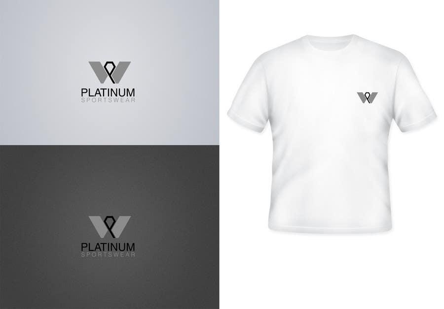 Konkurrenceindlæg #211 for Platinum Sportswear