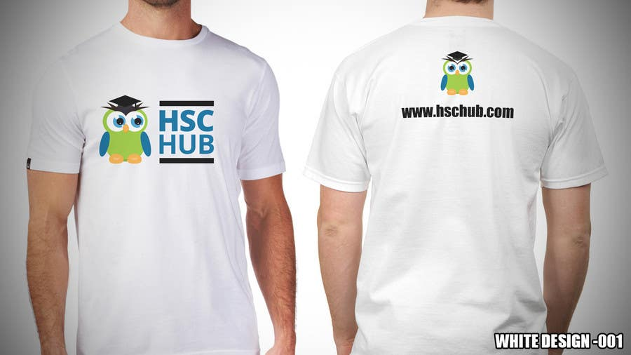 #3 for Design a T-Shirt for Hschub.com by srkdesigns