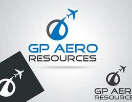 #109 untuk Design a Logo for GP Aero Resources oleh Don67