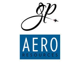 #108 untuk Design a Logo for GP Aero Resources oleh ccakir