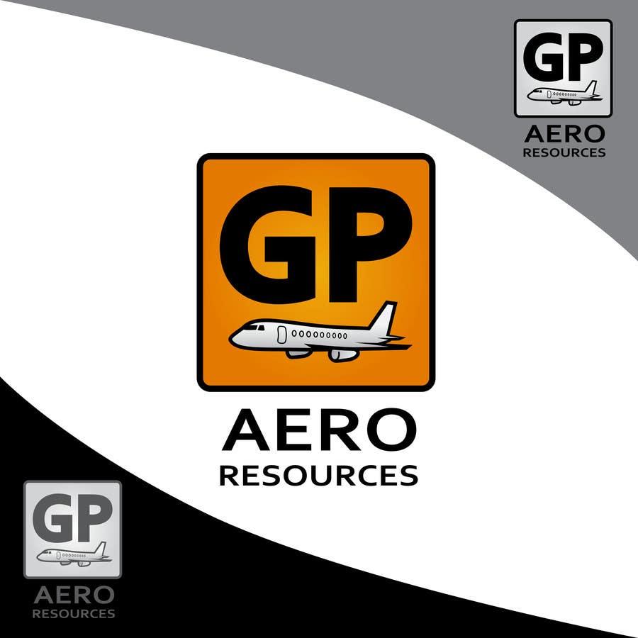 Inscrição nº 96 do Concurso para Design a Logo for GP Aero Resources