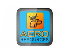 #93 for Design a Logo for GP Aero Resources by riadbdkst