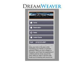 #4 for DreamWeaver Design psd by ibed05