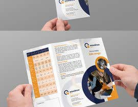 nº 16 pour Design 2 Brochure /  Flyers based on our new theme. 2 Side A4 & Trifold A4 par Brandwar