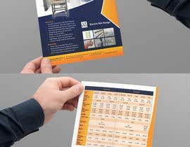 nº 21 pour Design 2 Brochure /  Flyers based on our new theme. 2 Side A4 & Trifold A4 par Brandwar