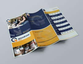 #18 cho Design 2 Brochure /  Flyers based on our new theme. 2 Side A4 & Trifold A4 bởi inangmesraent