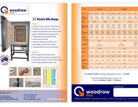 nº 13 pour Design 2 Brochure /  Flyers based on our new theme. 2 Side A4 & Trifold A4 par mcabalda