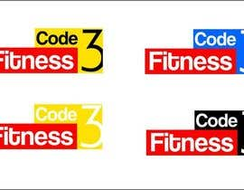 nº 7 pour Design a Logo for Code 3 Fitness par Closeda