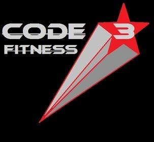 #1 for Design a Logo for Code 3 Fitness by dbull78