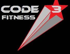 nº 1 pour Design a Logo for Code 3 Fitness par dbull78