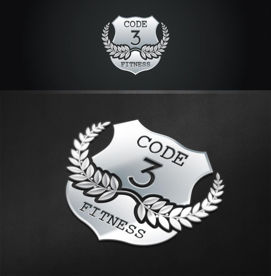 #19 for Design a Logo for Code 3 Fitness by HammyHS