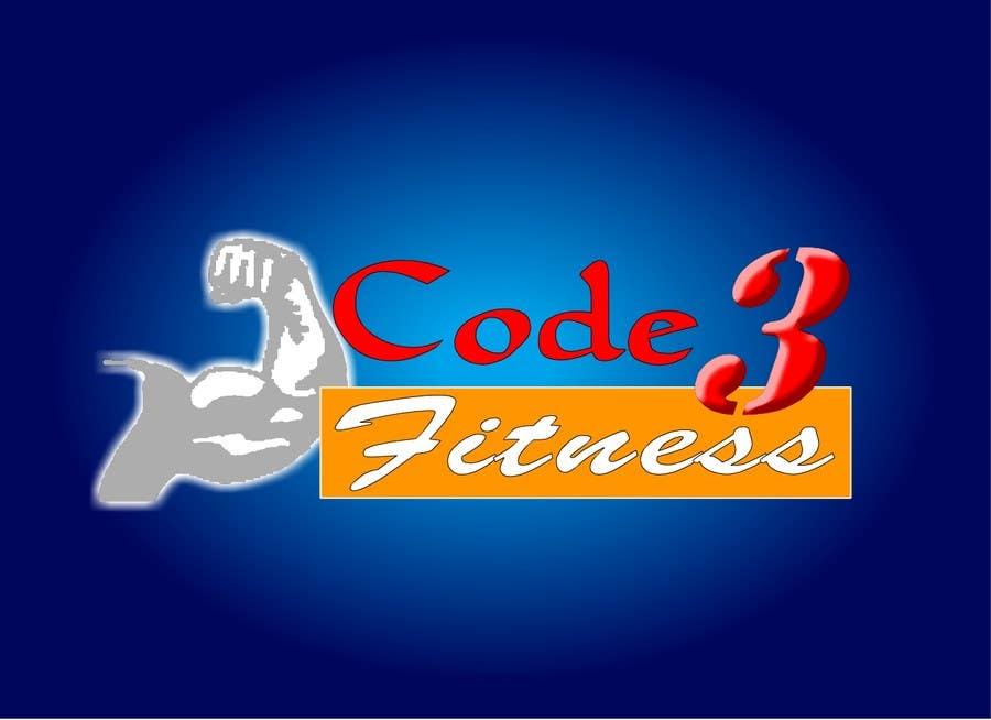 #18 for Design a Logo for Code 3 Fitness by bobbyfariz