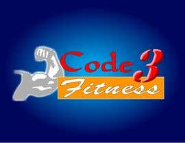 #18 cho Design a Logo for Code 3 Fitness bởi bobbyfariz