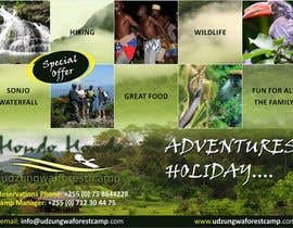 #29 para Design a Advertisment for Udzungwa Forest Tented Camp por ezesol