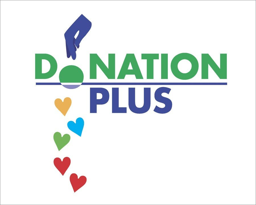 #71 for Design a Logo for Donation Plus by davidliyung