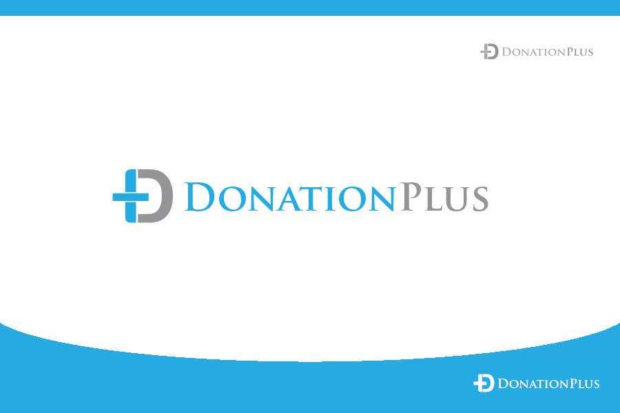 #20 for Design a Logo for Donation Plus by iffikhan