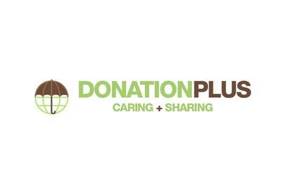 #248 for Design a Logo for Donation Plus by Maniecky