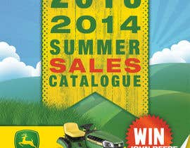 #67 for Annual Sales Catalogue Front Cover (John Deere & Agriquip Machinery) af filipstamate