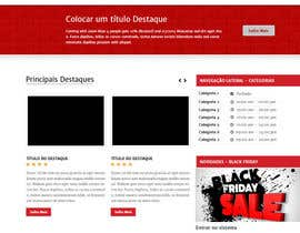 #5 para Template Wordpress Black Friday por flbcriacoes