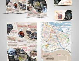 nº 21 pour Create city-map brochure design for hotel customer service + branding par mamem