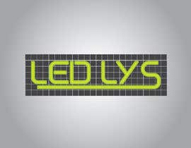 #32 for Design a logo for the web-site www.ledlys-as.no by dannnnny85