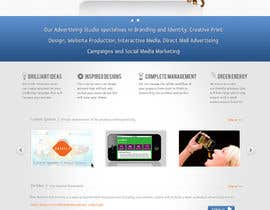 nº 5 pour Wordpress Theme Design for Blue Baboon Advertising par cnlbuy