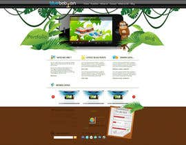 #16 для Wordpress Theme Design for Blue Baboon Advertising от Flamex