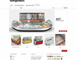 wordpressx tarafından Build a Website for refrigeration için no 4