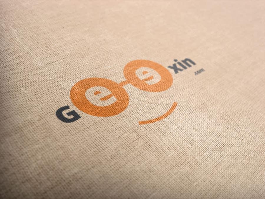 Bài tham dự cuộc thi #                                        11                                      cho                                         Design a Logo for Geexin