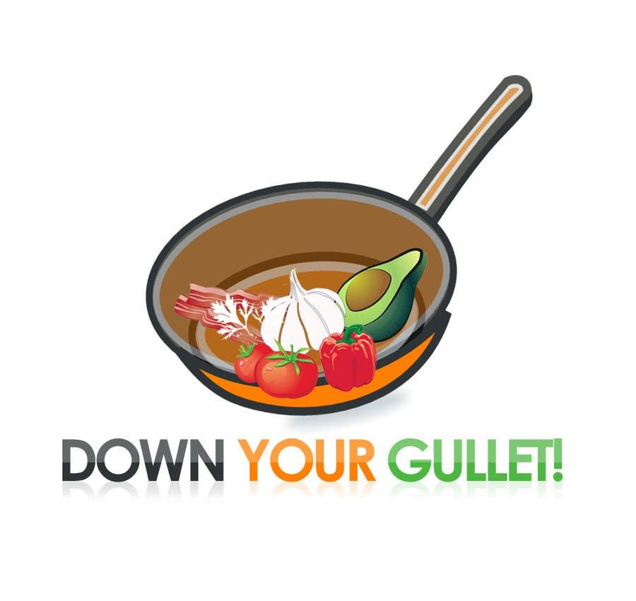 Inscrição nº 114 do Concurso para Logo Design for food Vlog