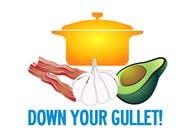 Graphic Design Inscrição do Concurso Nº74 para Logo Design for food Vlog