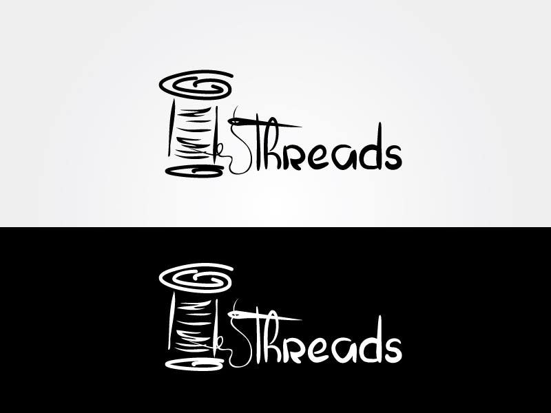 "Kilpailutyö #51 kilpailussa Design a Logo for ""Threads"""