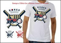#9 for Design a T-Shirt for a Korean baseball website by roman230005