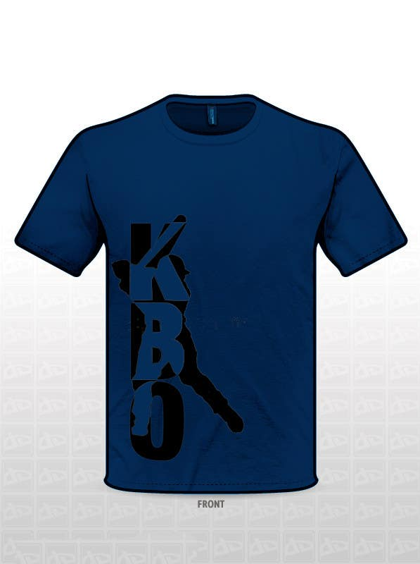 #7 for Design a T-Shirt for a Korean baseball website by sonjit43