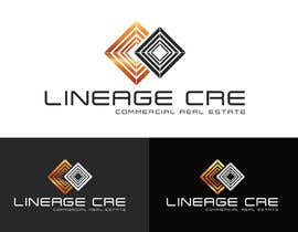 #219 for Design a Logo for Lineage CRE by alexandracol