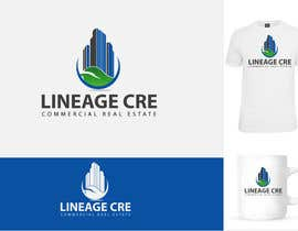 #116 for Design a Logo for Lineage CRE af brandmaker2007