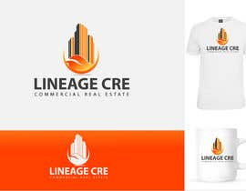 #117 for Design a Logo for Lineage CRE af brandmaker2007