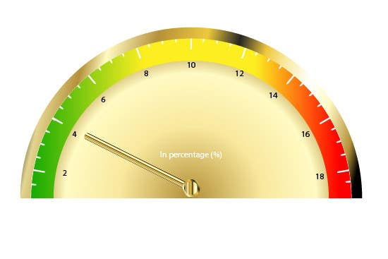 #25 for Need a website graphic of a meter / gauge by dulphy82