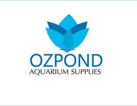 #96 for Design a Logo for Oz Pond and Aquarium Supplies af bdrajzosim