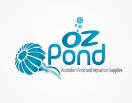 #91 untuk Design a Logo for Oz Pond and Aquarium Supplies oleh ruralboy